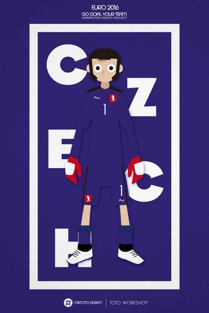 Character Design Czech