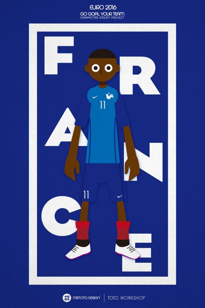 Character Design France