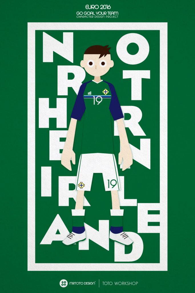 Character Design North Ireland