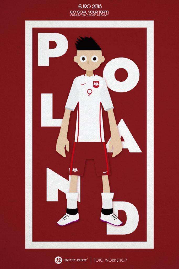 Character Design Poland