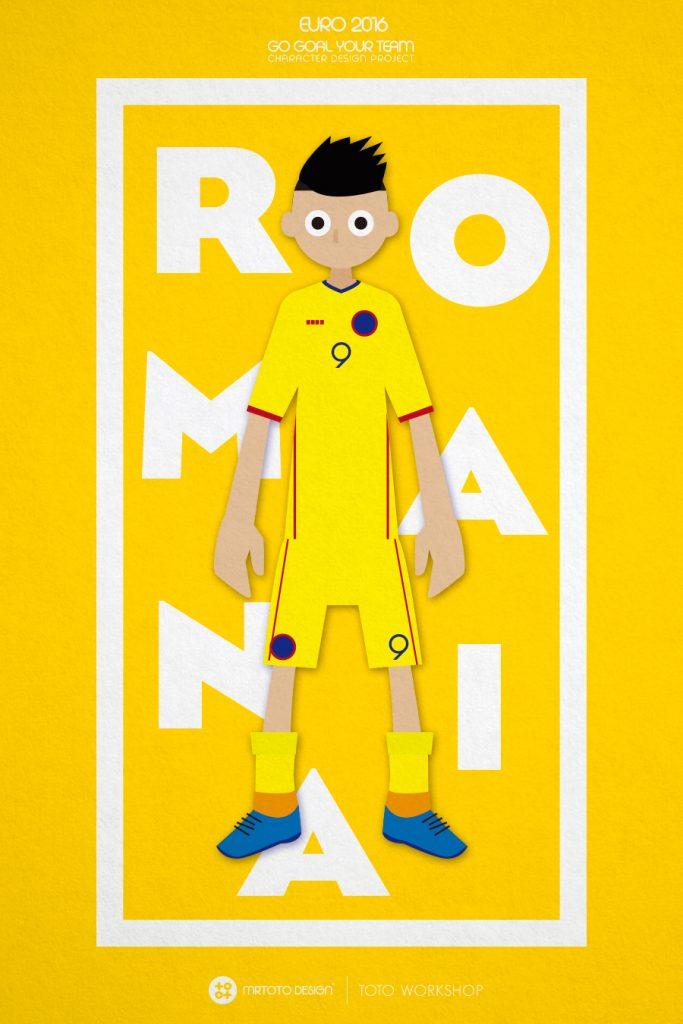Character Design Romania