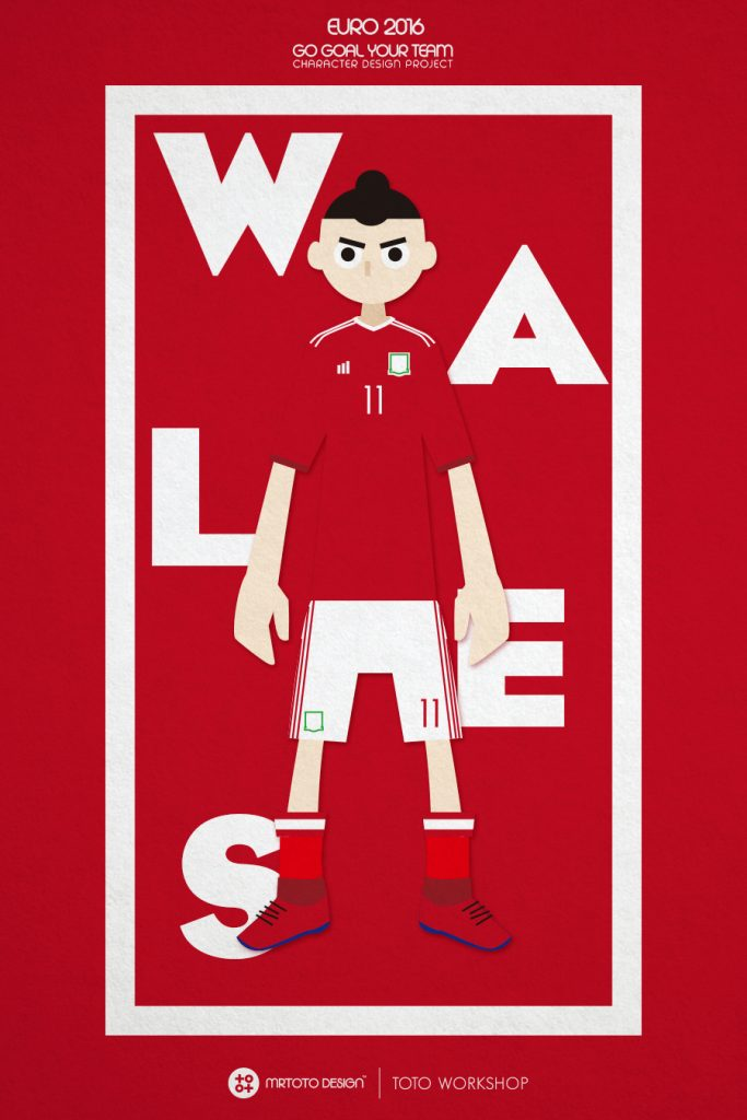 Character Design Wales