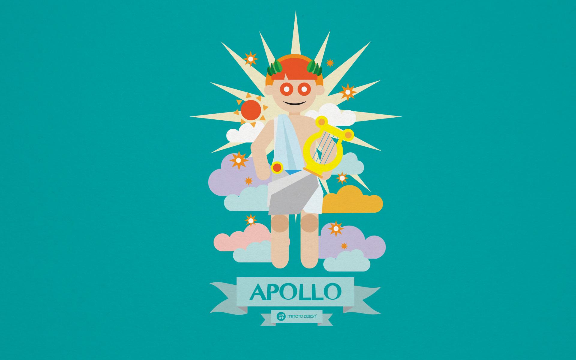 Greek Mythology Collection Apollo