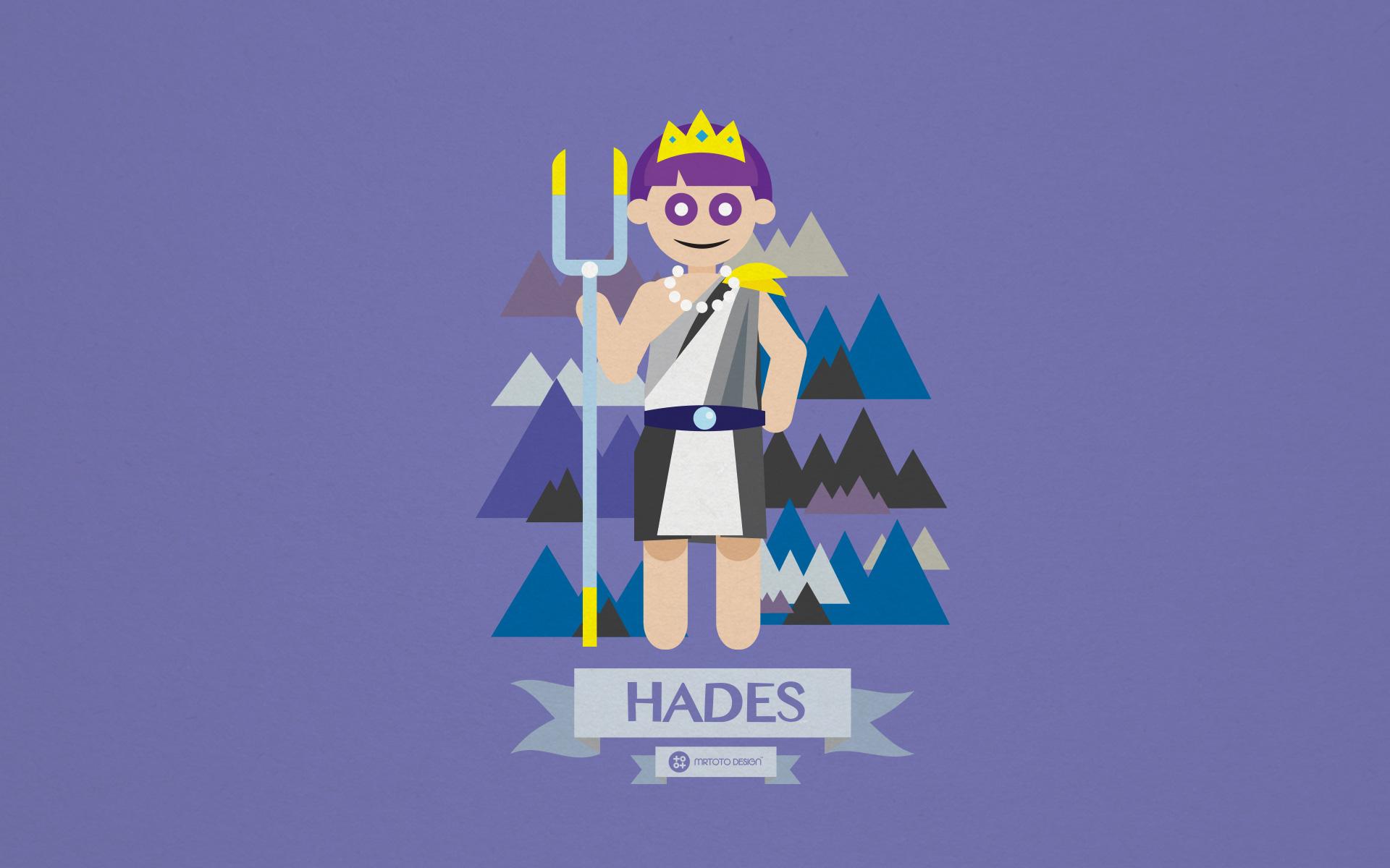 Greek Mythology Collection Hades