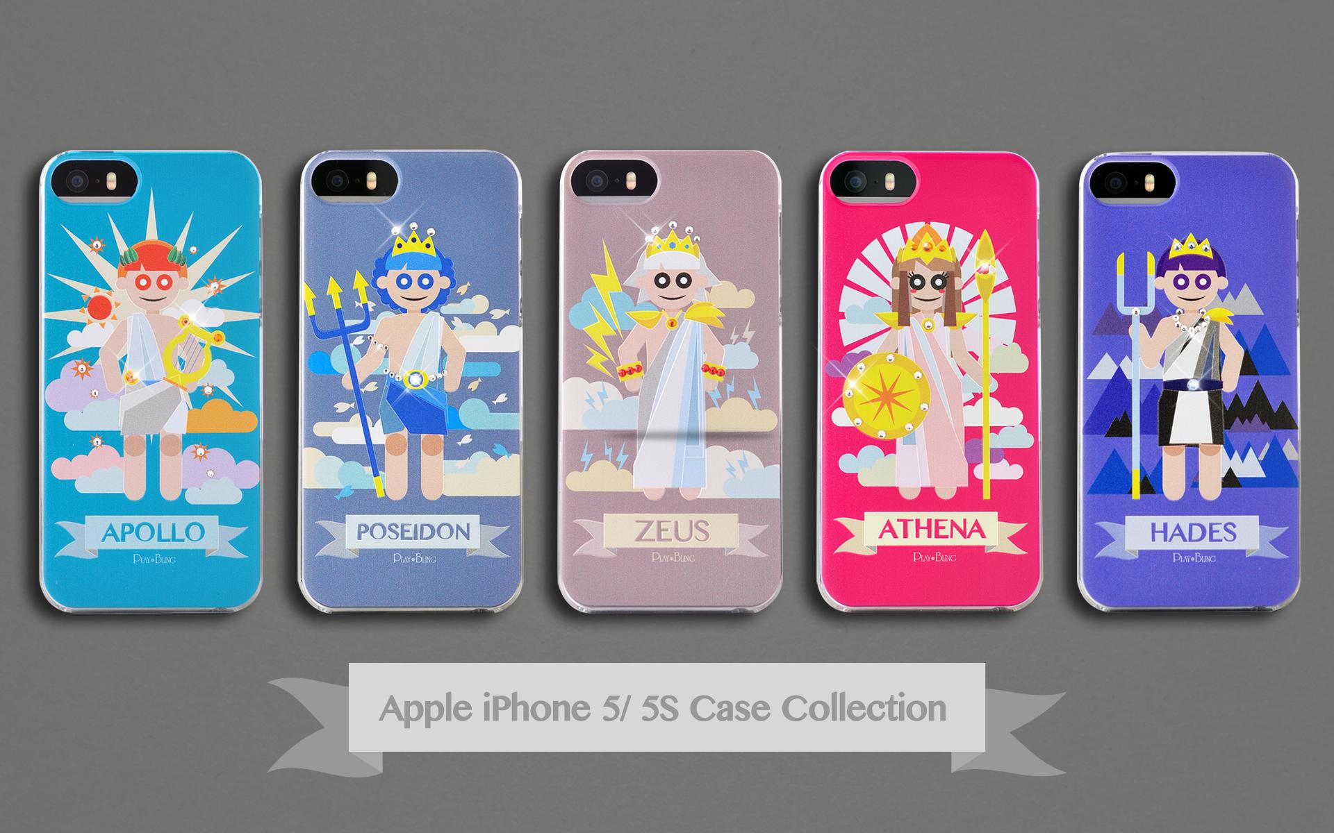 Greek Mythology Phone case Collection